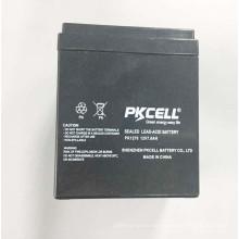 PK1270 12V 7.0Ah batería sellada de UPS de batería de ácido y plomo para PK1270 12V 7.0Ah sellada batería de UPS de batería de ácido y plomo para venta al por mayor