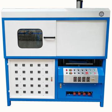 Máquina de termoformado al vacío con blister de plástico