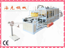 the newest auto vacuum forming machinery.HY. system in shandong