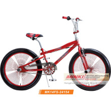 24 Inch Adult Freestyle Bike BMX Bicycle (MK14FS-24165)