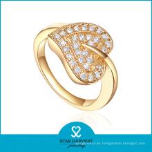 2015 Big Stone joyas de plata para el anillo de promoción (R-0547)