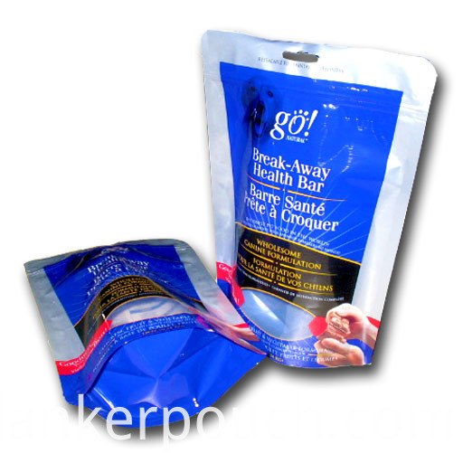 pet food retort pouch two