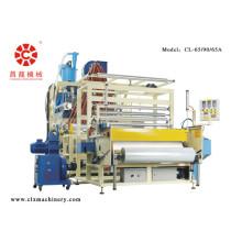 Machine de fabrication de Film étirable multifonctions
