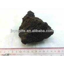 Естественный грубый камень драгоценного камня, сырой лимонит Каменный камень