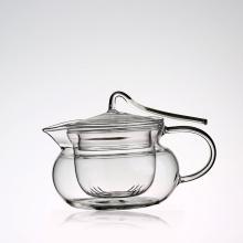 Прозрачные стеклянные чайные наборы Pyrex с чайником. Китайский чайник.