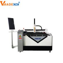 Máquina de corte por láser de fibra de 500 vatios con potencia Raycus