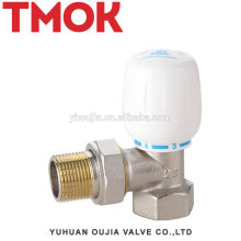 External thread Nickel plating brass Temperature Control