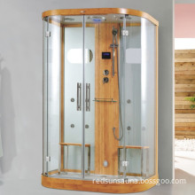 Bamboo Steam Room, Two Person Shower Cabin, Couple Steam Room