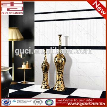 baldosas de pisos felices para baldosas de cerámica indias resistentes al ácido blanco