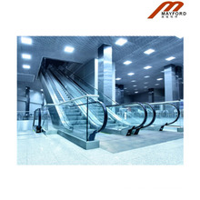 High Safety Escalator with Handrail Illoumination