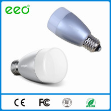 EEO Bluetooth Wireless Control Multicolor ampoule LED 100-240V 6w Smart Lighting