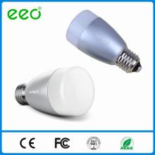 Беспроводное управление EEO Bluetooth Multicolor Светодиодная лампа 100-240 В 6 Вт Smart Lighting