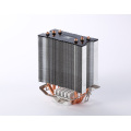 Aleta Tubo de calor Soldadura Radiador Servidor industrial Disipador térmico