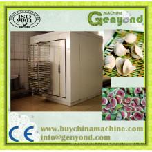Автоматическая линия по производству замороженных овощей