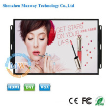 Auflösung 1440X900 offener 17-Zoll-LCD-Monitor mit Menütasten