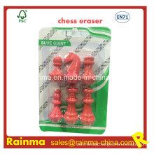 Chess Shape Eraser for Kids