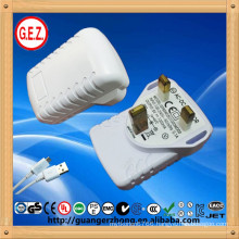 high quality usb charger 120 volt 6W USB Adapter