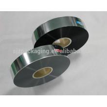 Пластиковая пленка VMBOPP с металлизированным конденсатором