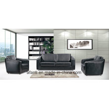 Kommerzielle Sofa Möbel Leder Sektionale Sofa (RFT-FB-3)