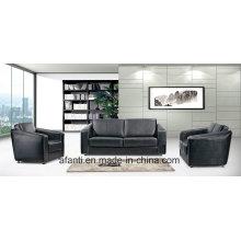 Коммерческая мебель для дивана Кожаный секционный диван (RFT-FB-3)