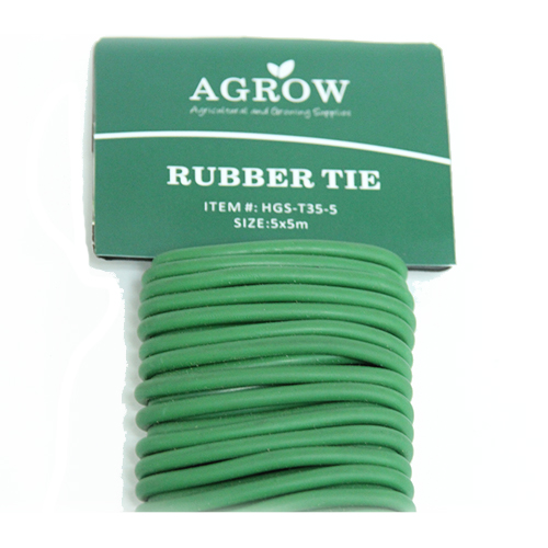 Soft Rubber Twist Tie