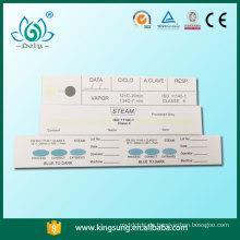 Dampfsterilisation Chemical Indicator Card