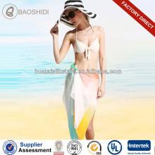 Оптовая 100 чистого шелка Бали сексуальный зрелый пляж Парео