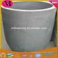 crisol de fusión de grafito para acero