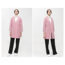 2016 Women Fashion Design Winter Wool Coat