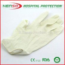 Gants Henso Medical Disposable Pre Powdered Latex