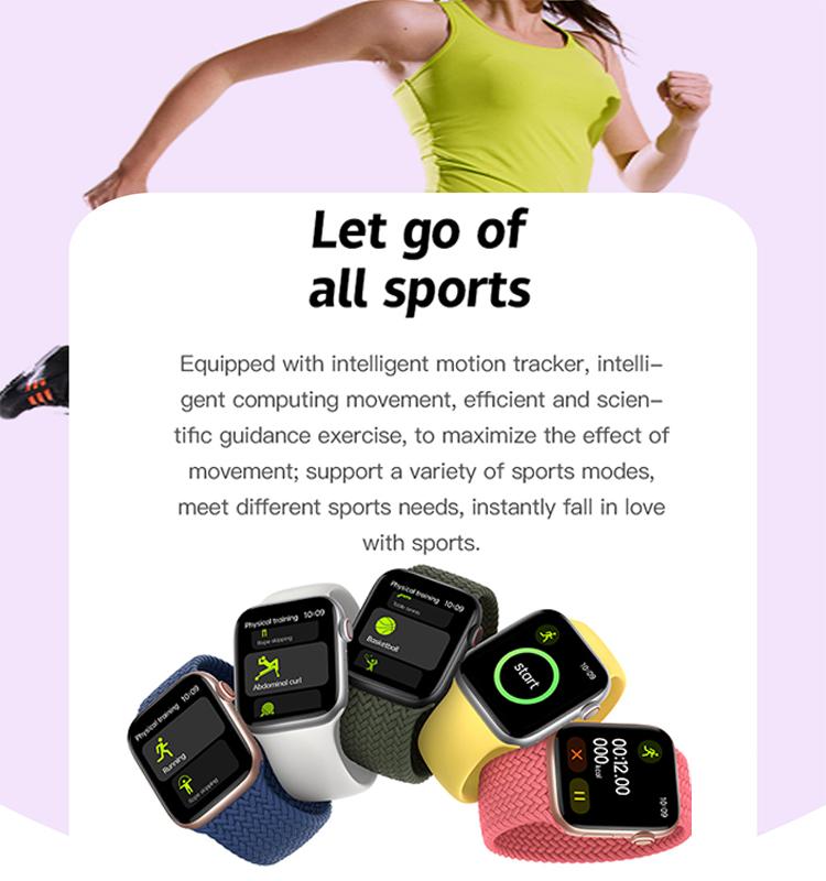 smart watch sport