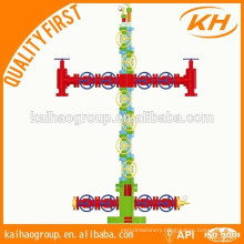 API X-mas Tree and christmas tree wellhead KH