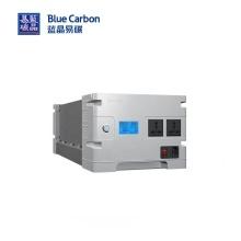 Инвертор 1,1 кВт внутри полной солнечной системы