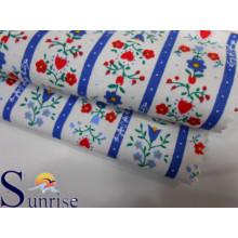 Tecido de flanela impressa (SRSC 637) de algodão