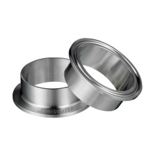 Butt Welded Sanitary Stainless Steel Ferrule