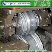 Equipo de fabricación de ruedas de acero
