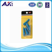 8PCS Plastic Anchor & Screw Set