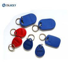 Wuhan Factory Price F08/TK4100/S50 Keyfob RFID Key Tag