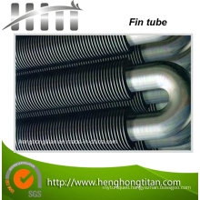 Welded Spiral Fin Tube (Extruded, Embeded, Wrapped, Overlapped, Knurled)