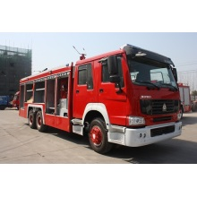 HOWO Fire Vehicle (QDZ5140GXFPM43Z)