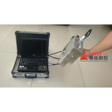 Stahlplatte Aluminiumplatte Micro Pneumatische Markiermaschine