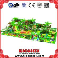 Jungle Theme Ce Indoor Indoor Playground para crianças