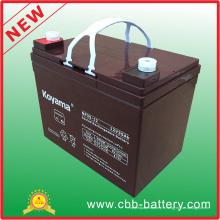 Batterie AGM 12V 35ah pour fauteuil roulant