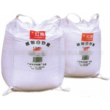 100% Virginal Food Grade PP gewebte Big Bag für Zucker