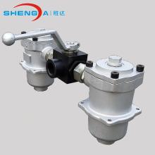 Kit de filtre à huile de la conduite de retour de changement hydraulique