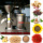 Tahini Butter Grinder Machine Tomato Paste Processing Plant
