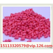 Red Masterbatch PP / PE / LDPE / HDPE Ognioodporny