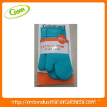 oven usage and heat resistant design silicon glove(RMB)