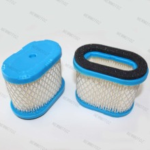 2 x Briggs & Stratton Replacement Air Filter 498596 690610