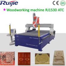 Machine de routeur CNC Atc (RJ1325)